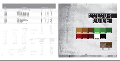 Lattas product brochure