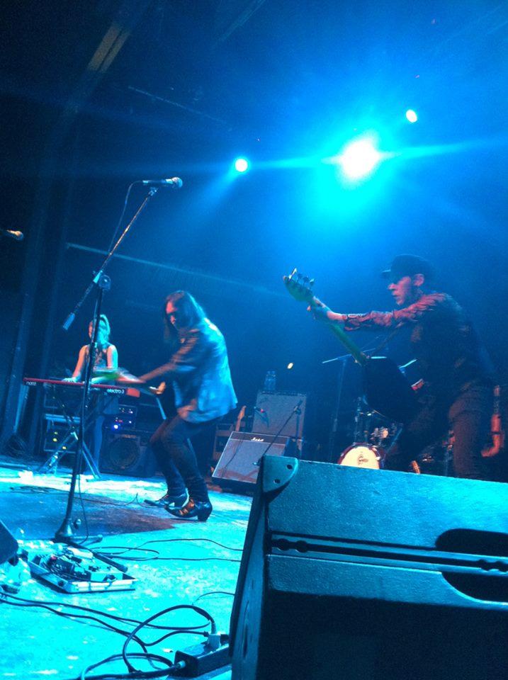 The Fuzztones live@gagarin205