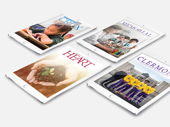 Digital (issues of) Magazines