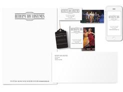 NYC Broadway Costume Designer Branding
