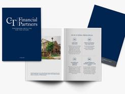 Marketing materials for Financial company