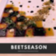 BEET season