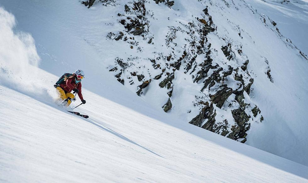 Movement Skis - Women Skis - Andrea Powd