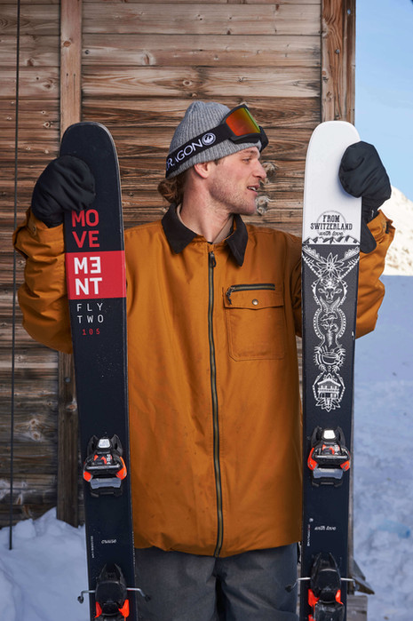Movement Skis - LDM Limited Edition - Fl