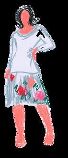 White cowl