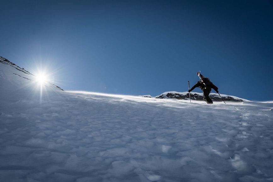 Movement Skis - Skimo Skis - Ilir Osmani