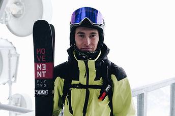Movement Skis - Tribe - Maxime Chabloz.j