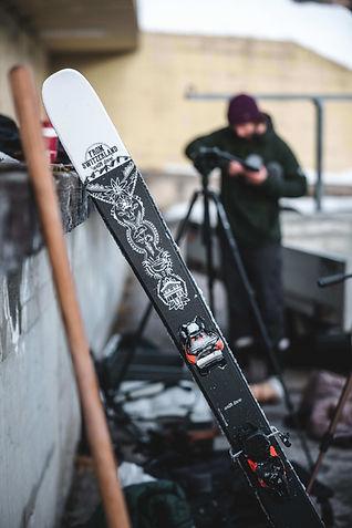 Movement Skis - LDM Limited Edition - Fl