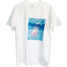 Macaw T-shirt OWMI slipping-print on white