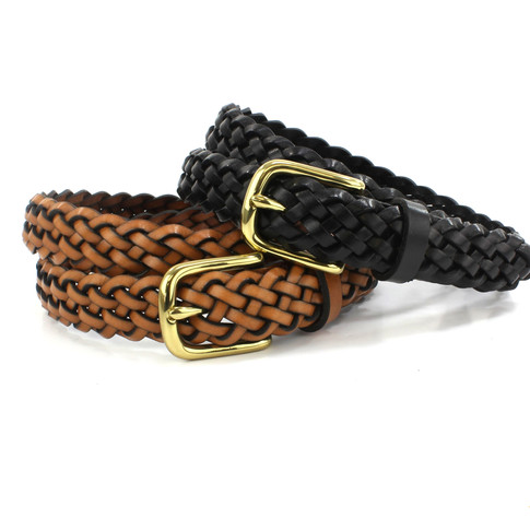 Leather Woven