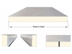 Groove And Tongue Sandwich Panel Ⅰ
