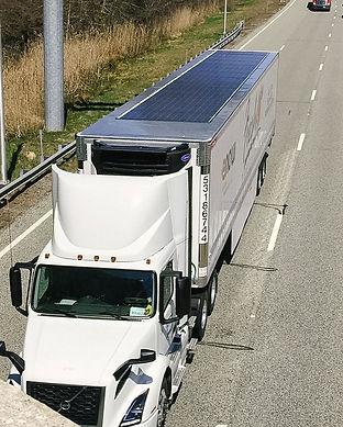 kendy truck solar