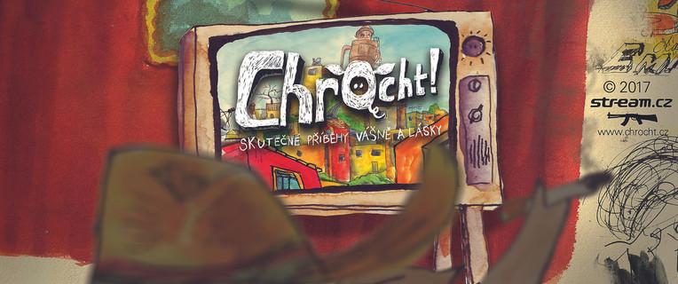 Seriál Chrocht!