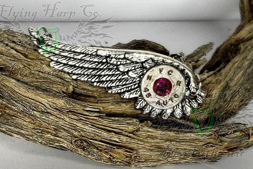 .45 Auto Angel Wing Bracelet