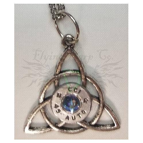 .45 Auto Celtic Necklace