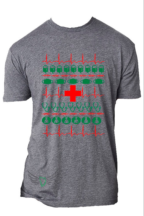 Medical Christmas Sweater- T-shirt