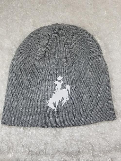 Bucking Horse & Rider Unisex Beanie Hat