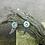Thumbnail: 9mm Seraphim Wing Charm Earrings