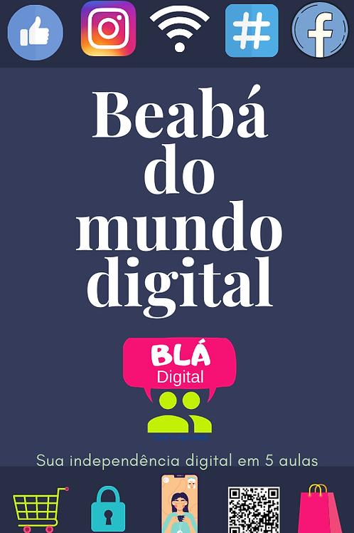 Curso - Beabá do Mundo Digital com a Blá