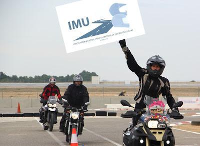 En el curso de CONDUCCION SEGURA con IMU
