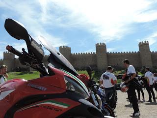 VII KDD Ducati... valor solidario...