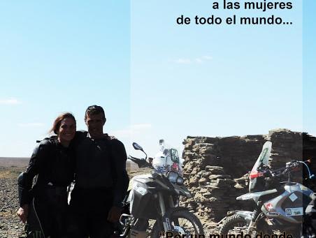 En 2017 RODAREMOS contra los MALOS TRATOS a las MUJERES...