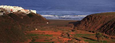 Costa atlántica norte de MARRUECOS...