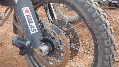 ANLAS CapraX en Le Petit Dakar