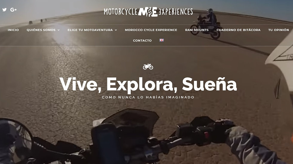 Motorcycle Experiences