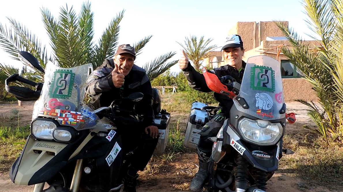 #SaharaCrossingTA