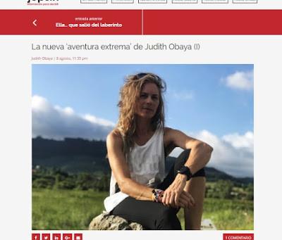 Arranca en jupsin.com 'Running the Sahara'