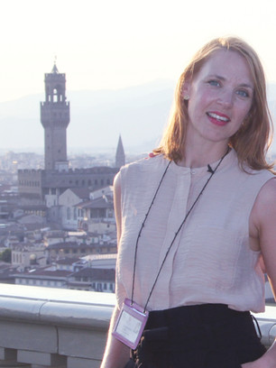 Our Florence Guide Veronica