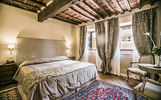 Room Accommodations on our Tuscany Tours