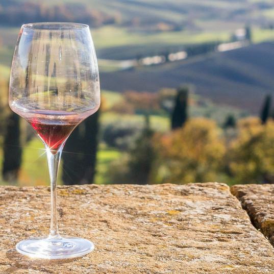 A wine break