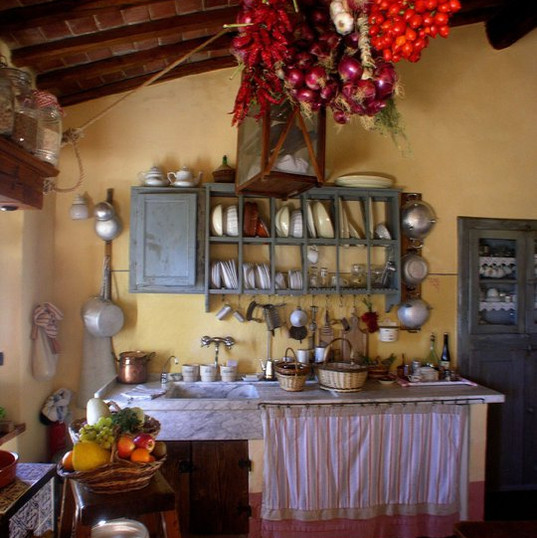 Our country kitchen