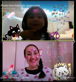 AKJP Kids Online Dance Party M