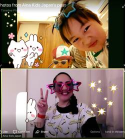AKJP Kids Online Dance Party JJ