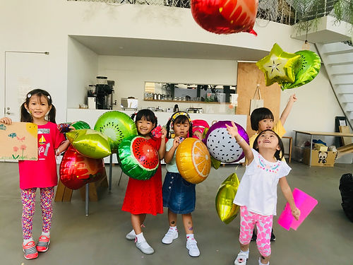 Fruits Party 9.2020