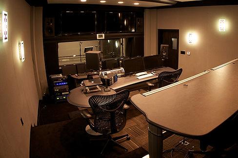 アフレコスタジオ