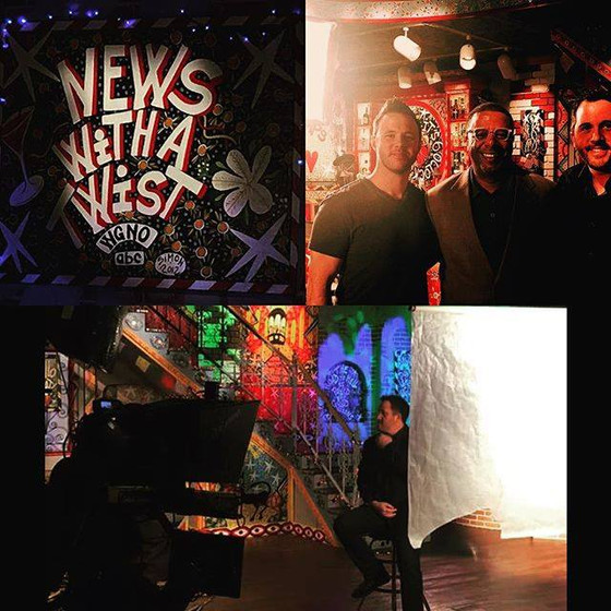 Appearance on ABC - WGNO New Orleans