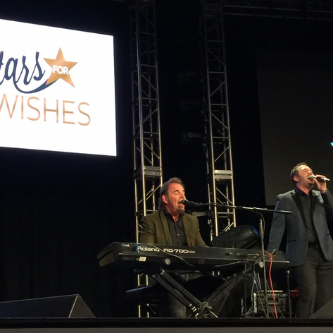 Stars for Wishes Benefit with Jonathan Cain