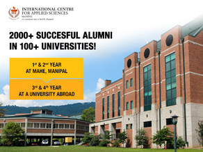 Study Bachelor of Engineering for two years in India and Two years Abroad!
