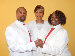 Pastor, First Lady, & Overseer
