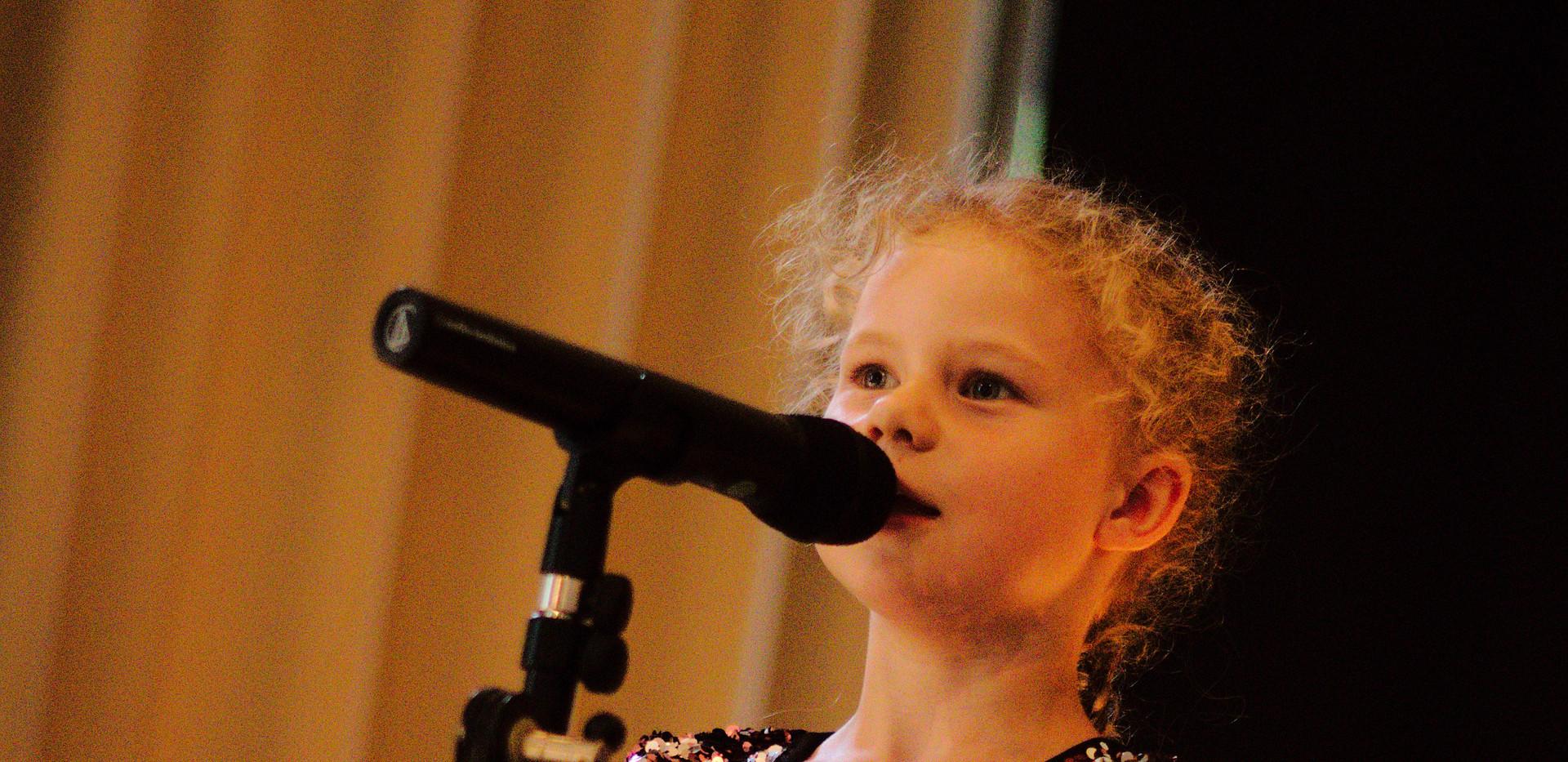Lisa-Maria @ Enjoy your Voice Sommerkonzert
