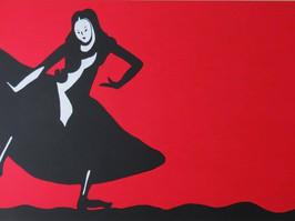 Dancing for Franco