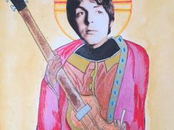 Blesséd Paul - SOLD