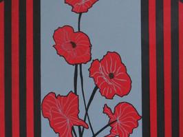 CornFlower Poppies SOLD