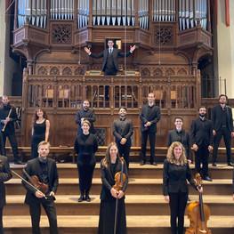Ensemble BachWerkVokal Konzert in der Thomaskirche Leipzig