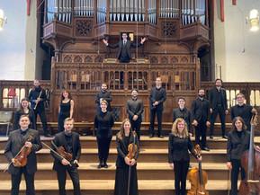 Ensemble BachWerkVokal concert in Thomaskirche Leipzig