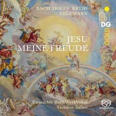 """""""Jesu, meine Freude"""" – Die neue CD von Ensemble BachWerkVokal ist da!"""